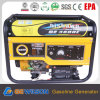 AC Single Phase Output Type 3kw Gasoline Generator