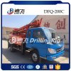 Dfq-200c Truck Mounted Water Drill Rig with 200m DTH Drilling Tools