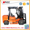 Toyota 3.5 Ton Diesel Forklift with Ce Standard New Update with Solid Tire for Option