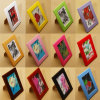 5-20 Inch Picture Frame 2cm-Thickness Wood Photo Frame