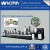 High Speed Multi Function Automatic Intermittent Letterpress Label Printing Machine (WJLZ350)