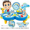 Kids Playhouse Plastic Toy for Lovely Doctor