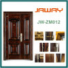 New Design Steel Monther and Son Door in Good Price