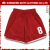 Men Sublimation Basketball Shorts with Pockets