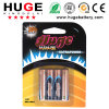Lr03 High Quality Super Alkaline Battery (AAA alkaline battery)