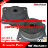 Excavator Parts Daewoo Doosan Dh130-5 Rubber Engine Mount