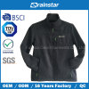 Softshell Twill Jacket with Zipper Puller