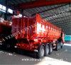 45cbm 3 Axle Dump Trailer