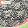Nylon and Spandex Composition Elastic Lace Fabric