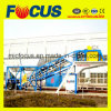 Low Price 60m3/H Mobile Cement Batching Plant