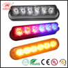 Super Bright Multicolor Surface Mounting Headlight Auto Car Warning LED Strobe Front Security Lighthead