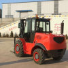 Hot 5 Ton Diesel Engine All Terrain Forklift for Sale