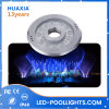 IP68 36W 316 Stainless Steel DMX RGB LED Underwater Fountain Light with Nozzle Ring