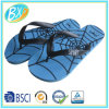 Spider Print PE Sole and PVC Strap Flip Flop for Men