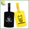Customized PVC Bag Luggage Tag for Airport/Travel