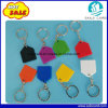 125kHz Tk4100 T5577 RFID Silicone Key Fob for Promotions