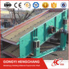 Yk Series Mine Circular Vibration Screen Manufacturer