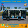 Zhongyi High Quality for 11 Seats Enclosed Electric Sightseeing Car with Ce and SGS Certification