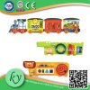 Wall Assembled Wooden Train Kids Educational Toys Ky-190076