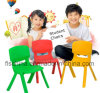 Eco-Friendly Plastic School Chairs Stackable Age 12 with Colorful Colors