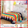 2016 New Season Coral Fleece Blanket with Printed Df-8842