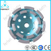 Sintered Diamond Double Row Cup Grinding Wheel
