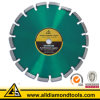 Diamond Circular Saw Blade for Cutting Asphalt
