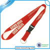 "Custom Logo Printed 3/4"" Wide ID Card Lanyard Neck Strap"