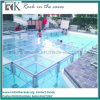 Wholesale Portabel Aluminum Glass Stage for Outdoor Event (RK-ASP4X8P)