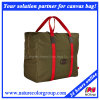 Mens Leisure Canvas Travel Bag with High-Capacity for a Holiday