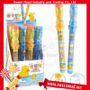 High Quality Yellow Duck Bubble Water with Press Candy and Sweets