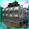 Hot SS304 Sectional Stainless Steel Water Storage Tank