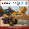 ISO Approved 1.5t Mini Wheeled Loader with Competitive Price