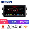 Witson 9'' Screen Car DVD Player GPS for Suzuki Sx4 2006-2012