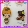 Animal Shape Cartoon Kids Wooden Button