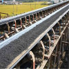 Long Distance Belt Conveyor for Handling Material