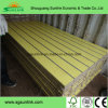 Grooved / Slot Melamine MDF Board with Aluminium Strips