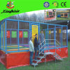 Six in One Rectangle Trampoline with Trailer (LG040)