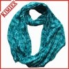 100% Polyester Tube Endless Infinity Scarf