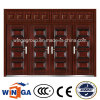 Twins Doorleaf DIY Winga Metal Security Exterior Steel Door (W-SD-08)
