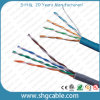 Low Cost LAN Cable CCA Cat5e UTP