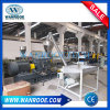 Sjpt Pet Bottles Flakes Scraps Granulating Pelletizing Line