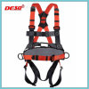 High Tension Safety Belt Harness with Aluminum D Ring