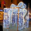 2020 Newest Products 3D LED Christmas Festival Holiday Decoration Gift Boxes Motif Lights