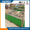 Metal Double Deck Fruit and Vegetable Shelf