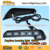 6SMD DRL High Power LED Daytime Running Light Driving Fog Lamp Kit