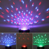 LED Magic Ball Light/Sound Control LED Crystal Magic Light