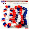 Novelty Gift Hot Sell LED Flower Leis Hawaii Flower Necklace Party Items (B3020)