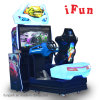 Ifunpark Dynamic Car Racing Game Hot Sale Video Car Racing Simulator Coin Operated Arcade Game Machine Amusement Park