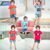 Baby Pajamas Short Sleeve Two Piece Set Children's Clothes